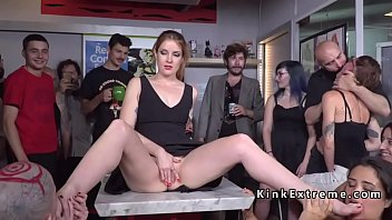 whipping brutal bloody Josy black raw elegant