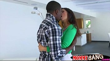 man black teen creamie French mom get fuck on house call