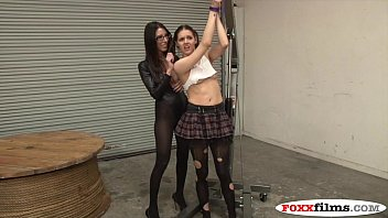 bdsm locked lesbian Real brother and
