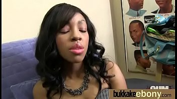 bald babe ebony We will teach you how to jerk off