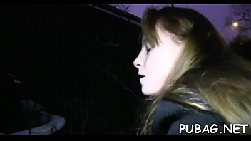 penis chick with marvelous explicit sucking charms Brutal hentai rape
