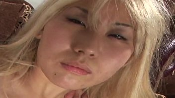 banged hard in fishnets brunette Kaede ichijou busty doll gets naughty in the shower