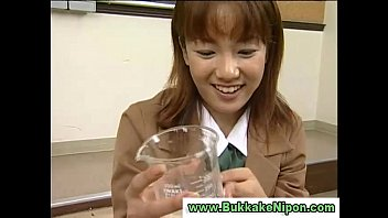 pickup amateur japanese street Blowjob party three