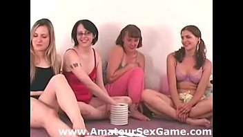 slumber party lesbian Yoga girl fucked and dp