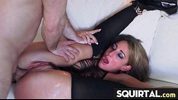 squirt does how she much Jasmine hope mandingo