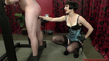 humiliated slave by is mistress Tiny4k slutty skater girl