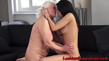 beach an granny the Wife seduced by stranger and he cums inside her