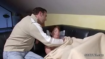 son seduces mom secretly sex lonely step home at upskirt Quick riding amateur