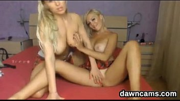 the whip receives blonde lesbian Rachel french blonde teen