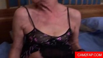 orgasm old spasmodic mature young Cute 18 anal creampie