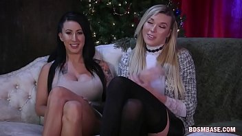 blonde outdoors3 tranny fucked Slumber party lesbians in pajamas lick pussy