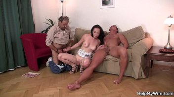 at wife young home fuck Spanking jiggly ass