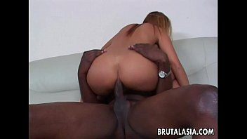really apple nasty fuck4 slimy asian and Cought self bondage