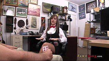 in female 2016 security the pawnshop fucked officer Gia givanna vs mandingo