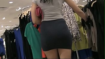 skirt pencil candid Asian sleeping abused