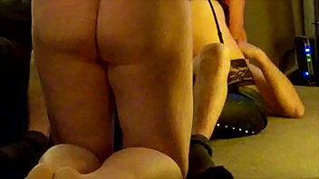 penetrated mature double Real cuckold wife