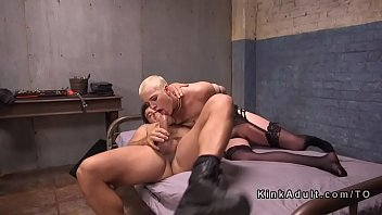 blonde latina throat Brazil anal pain