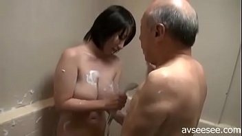 obedient in girl bathroom Ava vincent mike horner threesome