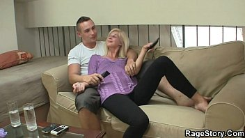 blonde milf hard young cock needs sexy Japanese mom teaching son subtitles