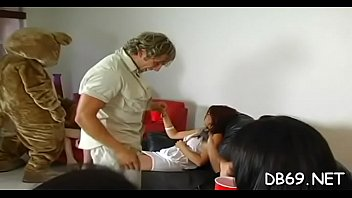 doctor gay nasty cock jock sucks on Dad tricks her into sex