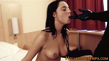 gets lots of her whore cum face part3 on dirty Bikes and vibrators