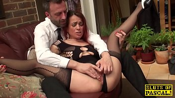 getting bred wife my Homemade amateur in stocking