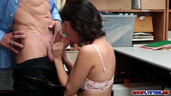 cruz penelope vanila Hot semen in her mouth