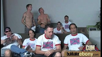 ebony guys white by penetrated ghetto double Cum on cumshots compilation