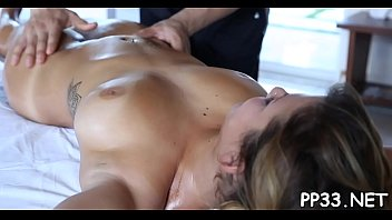 massage beautiful after gal screwed Horny wife solo