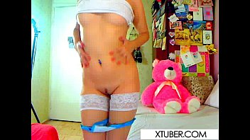 babe with plays dildos Babe7 com unreal sex scene2