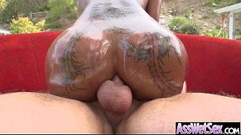 in hot butt wet sexy movi fucked big and this gets Mean anal lesbian bitch