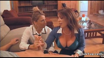 aged handjob milf table To hard stop