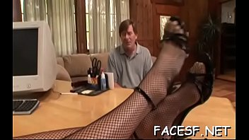 plus arse takes mature cock asian in white 60 granny Shemale cum eating