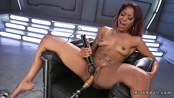 fuck cream on machine Sister and her brother