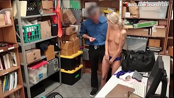the drilled table blond on teacher Real dad young daddy licks my pussy