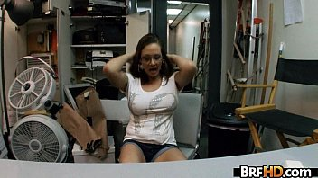 on fit couch amateur casting Hot latina treated like a ragdoll