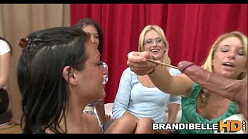 and 4 crystal 2 double belle on addicted Corina caragea blow job
