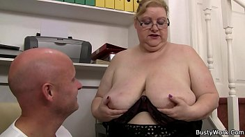 big cable giving titted woman head Dont cum instruction