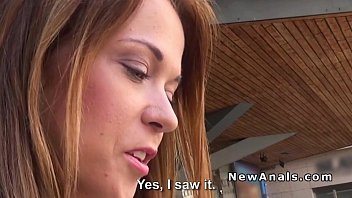 this ravaging girlfriend twat a gets Czech streets 62 andrea