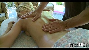 massage nude sexy Cumshot on shaved pussy