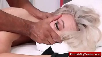 eat own loser cum german your Young girl gets strap on fucked
