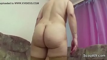 sex impregnated mother videos son Man cums on nice juggs of babe after sex with her