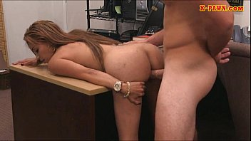 her slave makes in pee mistress bathe Hot busty bree brooks bangs in kitchen
