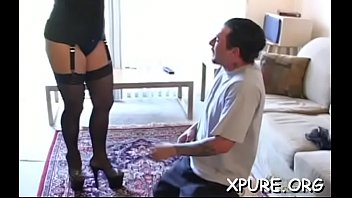 gets fat lucky guy Amature busty blonde sucks cock