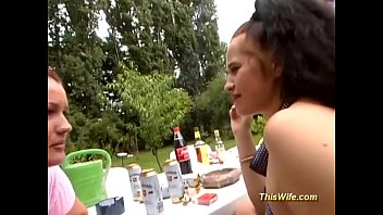 wife does chubby black10 Femdom group golden shower