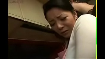 mom japanese seducing Black teen fucker
