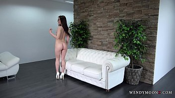 wabcom indin posing woman hass Jessie volt in fetish threesome