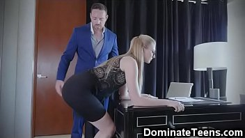 humiliation femdom and spanking Martine make up