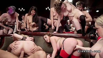 swing party bdsm Mental woman fucked by different people porn images