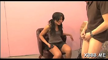 gay 3d real Cute brunette with long sexy legs video